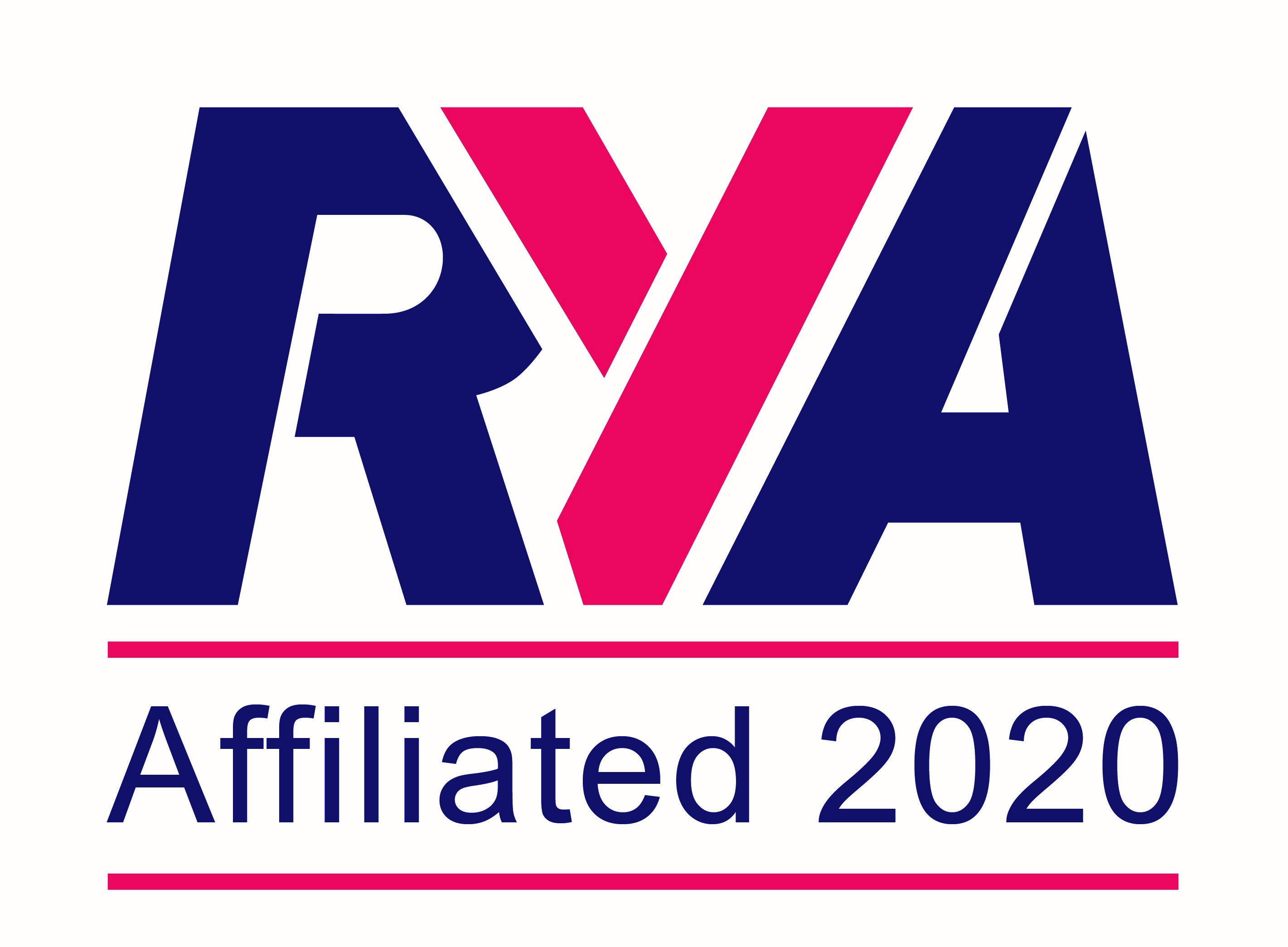 RYA Affiliated Logo 2020